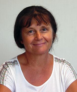 Marie-France Bozonnet Medef de l'Ain