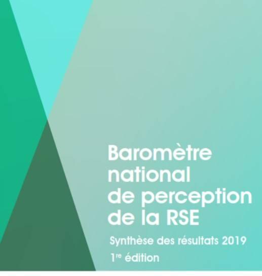 Enquête – Baromètre national de perception de la RSE